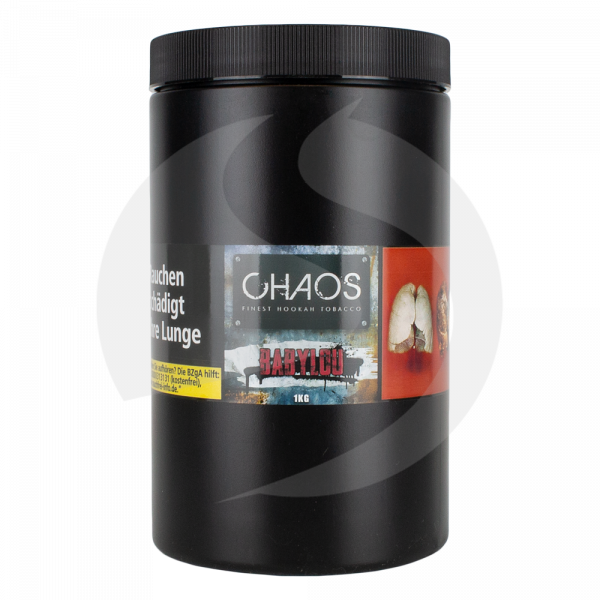 Chaos Tobacco 1kg - Babylou
