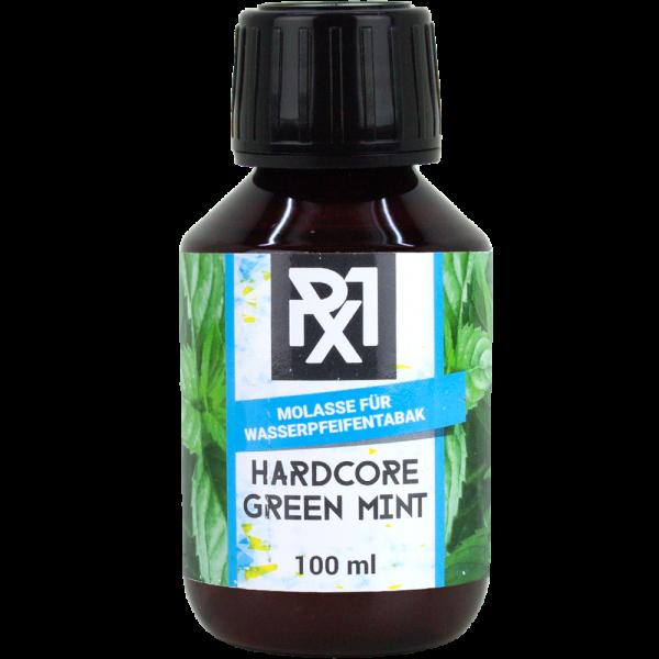 PX1 Molasse 100ml - Hardcore Green Mint