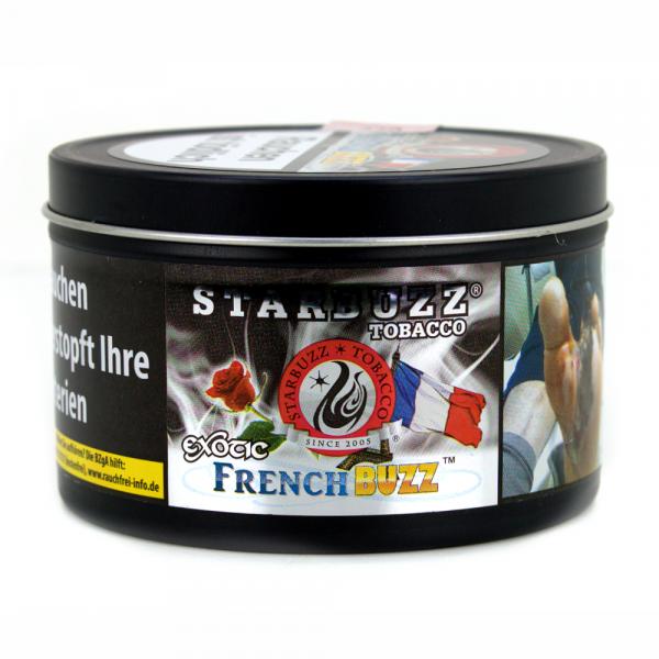 Starbuzz Tabak 200g - French Buzz