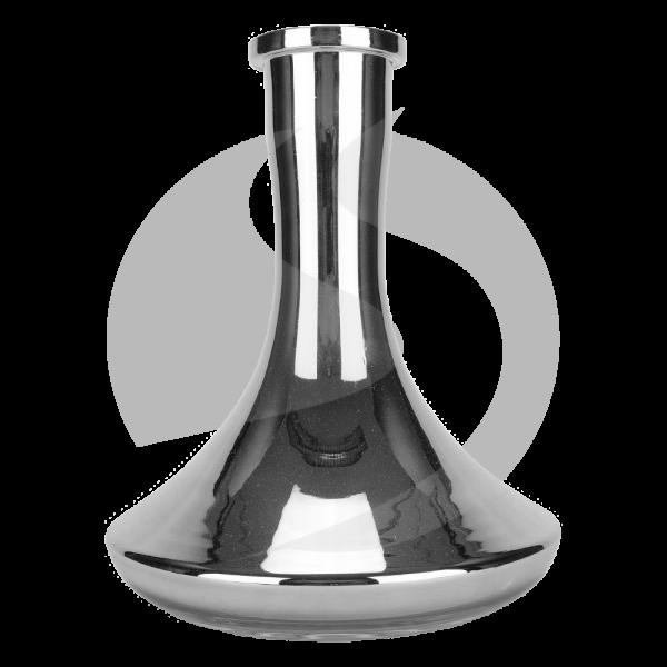 Sahara Shisha Bowl Mirror - Silver