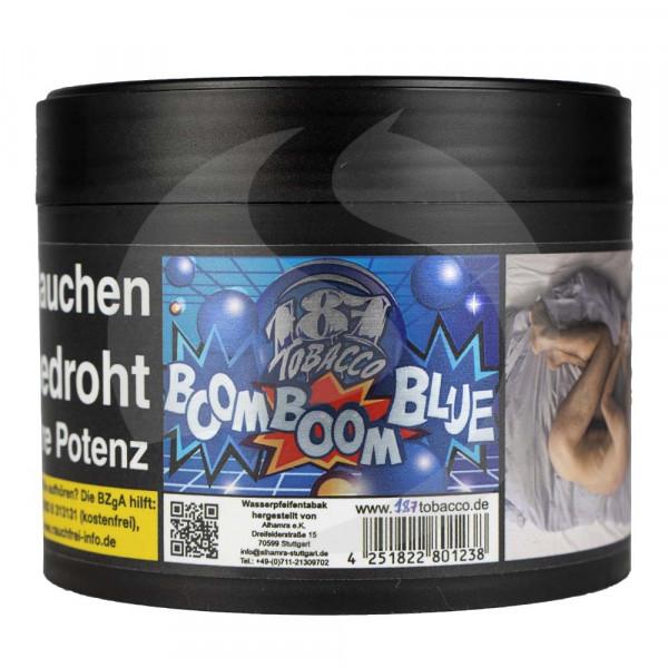 187 Tobacco 200g - Boom Boom Blue