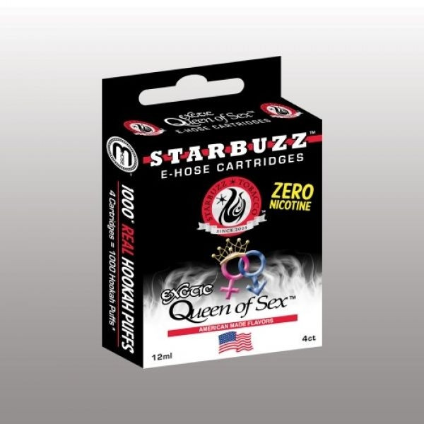 Starbuzz E-Hose Kartusche Queen of Sex