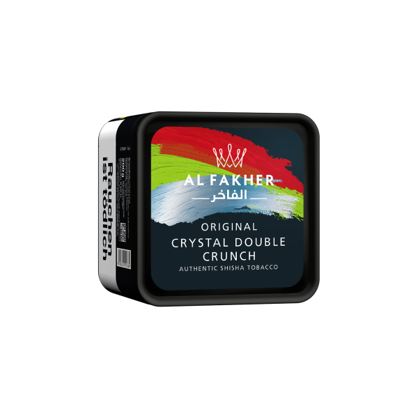 Al Fakher Tobacco 1Kg - Crystal Double Crunch