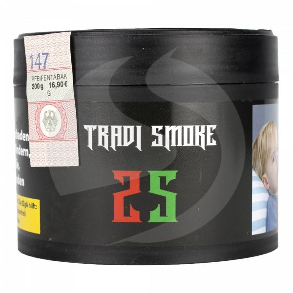 Tradi Smoke 200g - Doippelapfel 25