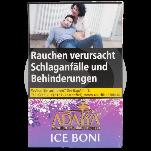 Adalya Tabak 50g - Ice Boni