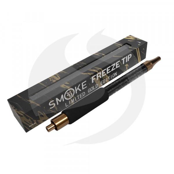 Smoke2u Freeze Tip - Gold/Schwarz