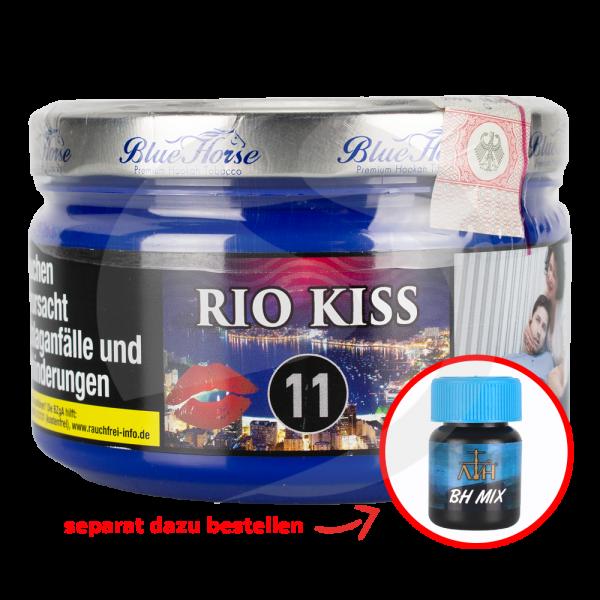 Blue Horse Tobacco 200g - Rio Kiss (11)