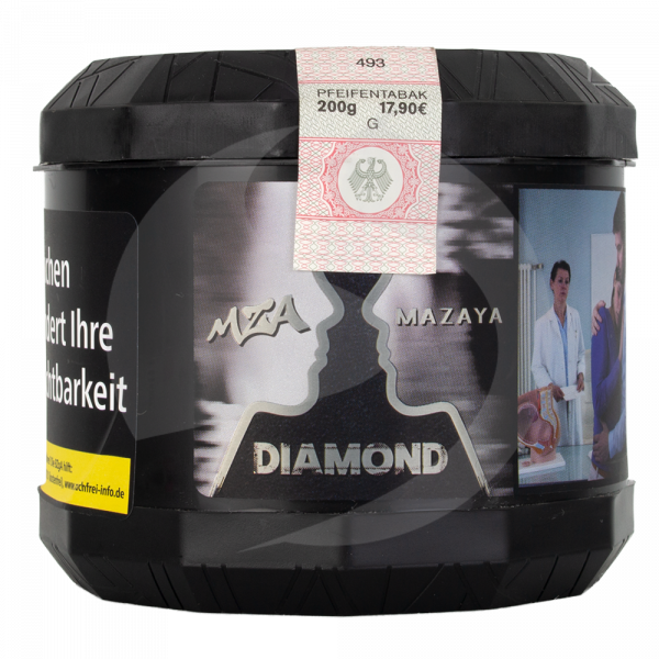 MZA Tobacco 200g - Diamond