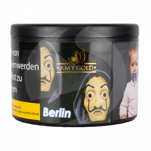 Amy Gold Tobacco 200g - Berlin