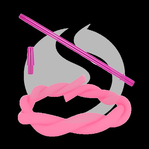 Shizu Schlauchset - Pink