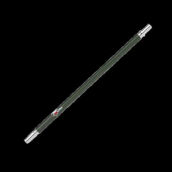 Jookah Carbon Mundstück - Green Line Matt
