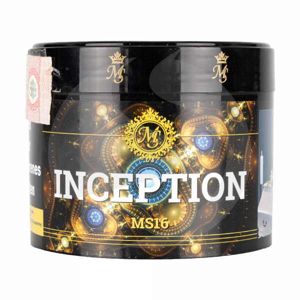Magic Smoke Tobacco 200g - MS16 Inception
