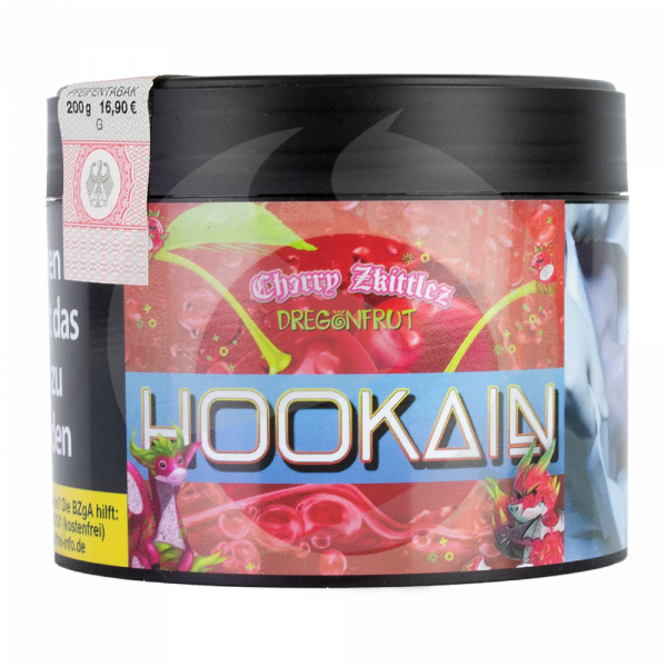 Hookain Tobacco 200g - Ch3rry Zkittlez