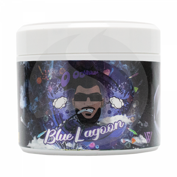 Gringo44 Tobacco OOOUUUU 200g - BLUE LAGOON