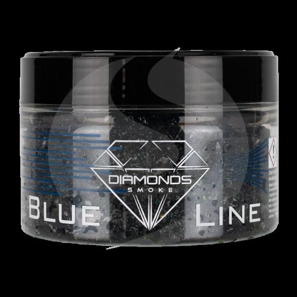 Diamonds Smoke Dampfsteine 250g - Blue Line