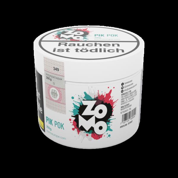 Zomo Tobacco 200g - PIK POK