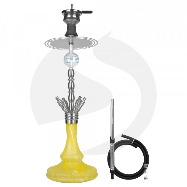 Smokah Edelstahl Shisha Blade - Yellow
