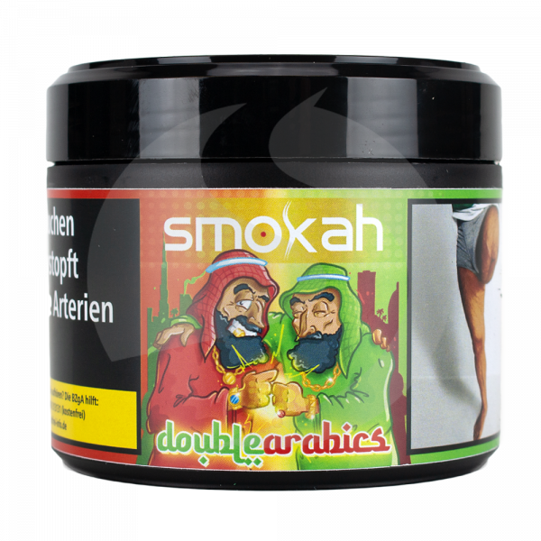 Smokah Tobacco 200g - Double Arabics