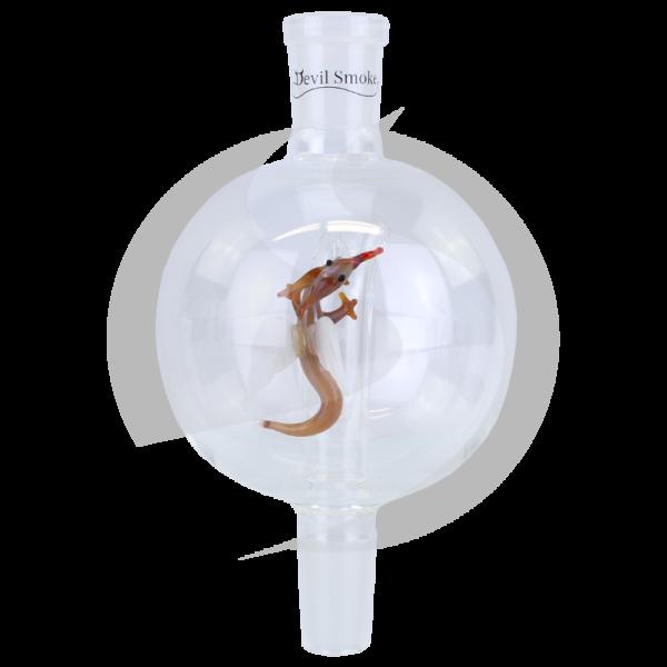 Devil Smoke Molassefänger Fancy Dragon 18/8 - Braun