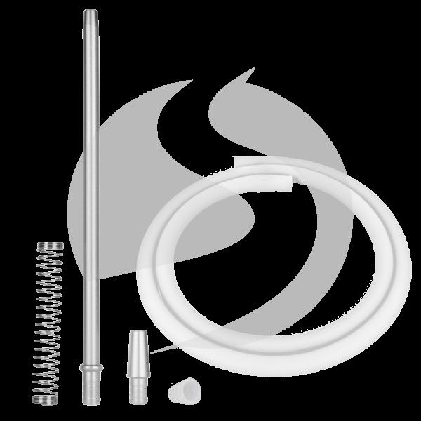 FlyCol Basic Schlauch-Set - Weiß