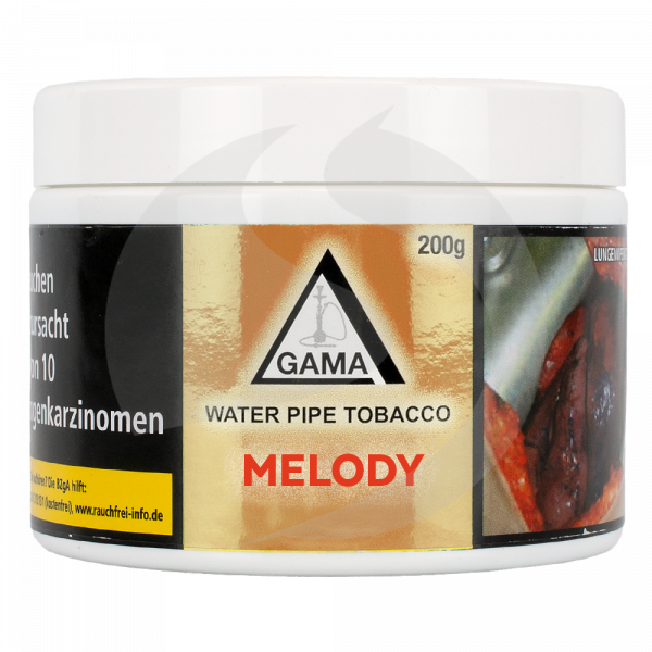 Gama Tobacco 200g - Melody