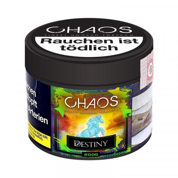 Chaos Tobacco 200g - Destiny