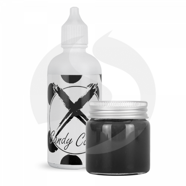 Xschischa Candy Colours 100ml - Black