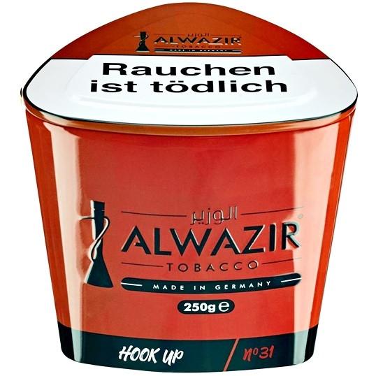 Al Wazir Tobacco 250g - No. 31 Hook up