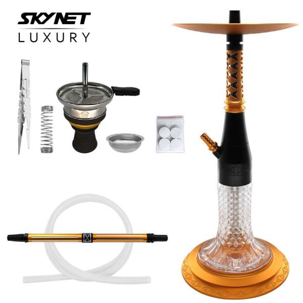 Skynet Shisha Luxury 720 - Gold