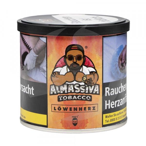 ALMASSIVA Tobacco 200g - Löwenherz